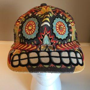 Grace baseball cap hat adjustable snap